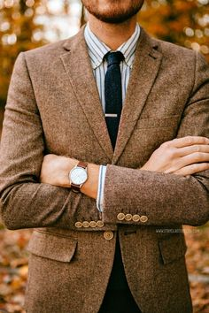 slim fit tweed suit - Google Search | Groom waistcoat | Pinterest