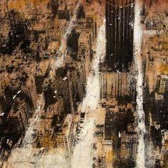 New York 26 • Collage by Dario Moschetta