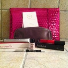 IPSY/My Glam. DECEMBER. Loved my bag this December, I like it better than my Birch Box subscription :)