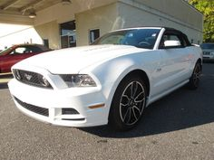 At Paramount Ford, New 2013 #Ford #Mustang GT Conv, $39,999, after rebates, Sold!