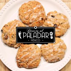 Baby Food Recipes, Dessert Recipes, Cooking Recipes, Healthy Recipes, Desserts, Deli Food, Healthy Deserts, Shortbread Cookies, Sin Gluten