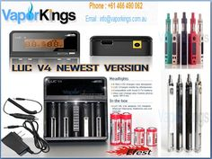 Vapor Kings caters for a wide ranging client-base across the country. Here at our online store, you can buy electronic cigarettes in Australia and can avail free home delivery on qualified orders. Buying electronic cigarettes from the comfort of your home is now few clicks away. If you are already an e-cigarette user, spare us a visit to buy accessories, refills and more.