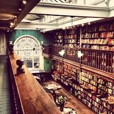 Daunt Books - all locations.