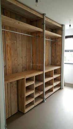 Diy pallet furniture idea