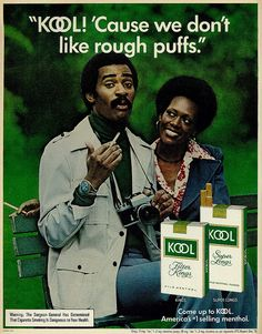202 best old cigarette adsful now images on pinterest vintage kool cigarettes love how them made u feel kool by smoking fandeluxe Gallery