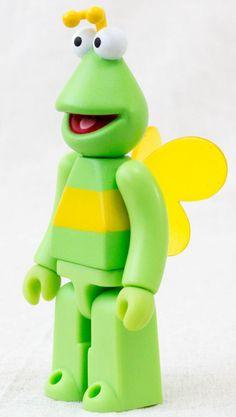 Sesame Street Kubrick Series 1 Secret Twiddle Bug Medicom Toy JAPAN FIGURE  #Medicom