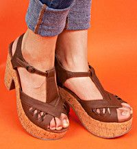 Heels & Wedges | Blowfish Shoes I want these in blue sooo bad