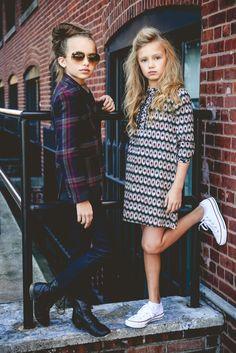 tween, girls, fashion, street style, art direction, photo direction, photography
