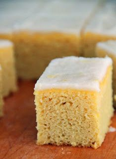 Jo and Sue: Glazed Lemon Cake (Gluten Free, Dairy Free)