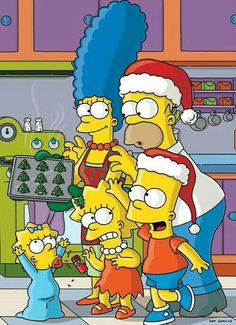 《The Simpsons / Christmas》 Find great deals on GearBubble for Homer Simpson Christmas in Simpsons Collectibles. Shop with confidence. Buy Now: https://www.gearbubble.com/margesimpson12