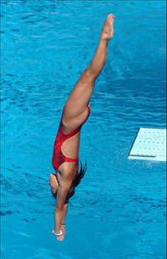 Diving :)  used to a long long time ago!!