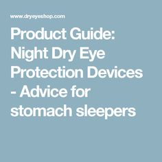 86112c84119d 39 Best Protecting Dry Eyes at Night images