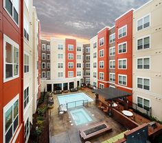 13th and Olive - We have 2 Year round heated pools - Brand new student housing in the heart of downtown Eugene! Rates starting at $599 - Call today to schedule your tour! 541.685.1300