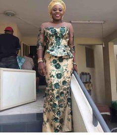 kaba lace style