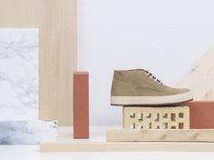 Barleycorn 781 CLASSIC - Chaussures Homme - Montants / Photo © Bureau Parade