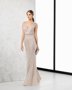 The New 2018 Collection of Evening Dresses From Rosa Clará  It s Not Only  About The Bride 6ce6aa16613