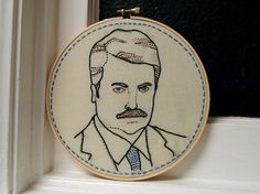 @Chrissy Collins Van Kampen, I'm making this for you for Christmas. ;)  #ronswanson