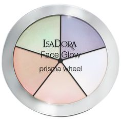 IsaDora Get The Glow Summer Collection 2017 - Nr. 50 - Rainbow