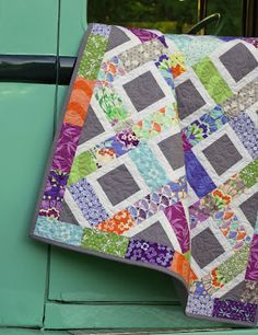 Ahhh...Quilting: Good Fortune Charm Quilt