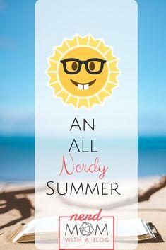 #summer #fun #nerd #