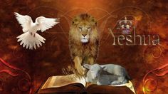 Yeshua!!  The Lion of Judah and the Lamb of God!  Praise you Lord!