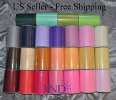 """TULLE ROLL SPOOL 6""""x100 YDS (300 FT) TUTU WEDDING BOW GIFT CRAFT DECORATION-Tnd Event Shop-Seattle"""
