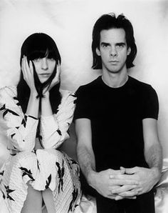 Susie Bick & Nick Cave