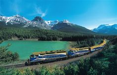 Rocky Mountaineer - Canada