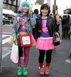 Harajuku Japanese Street Fashion, Tokyo Fashion, Harajuku Fashion, Lolita Fashion, Fashion Outfits, Harajuku Japan, Gyaru, Street Style, My Style