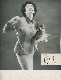 Lilli Ann Suit Ad