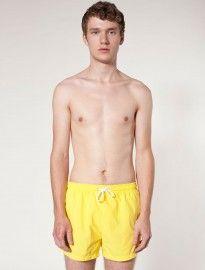 94e1c414ff American Apparel Resort Swim Trunk