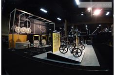 If your needs require a custom designed and built trade show booth and trade show displays, EXHIBITMAX is the best exhibit rental company! Show Booth, Great Shots, Trade Show, Exhibit, Custom Design, Display, Architecture, Bike, Shop