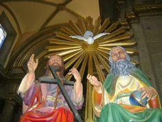 sancarlosfortin: la divina providencia con el santisimo sacramento ...