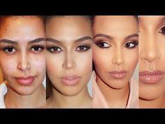 makeup techniques | wayne goss | buffing technique