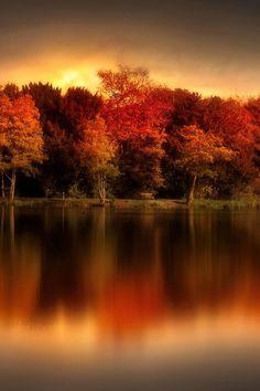 An Autumn Even