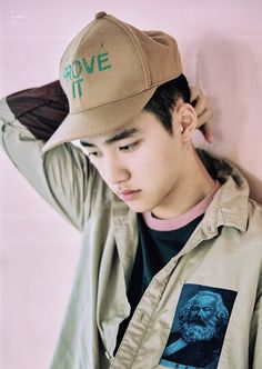 D.O - Lucky One EXO