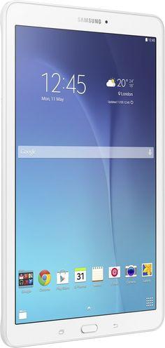Samsung Galaxy Tab E (SM-T560), colore Bianco - Display 9.6