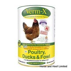 Verm X Poultry Parasite Pellets 750g Our Verm-X formulations for Poultry have…