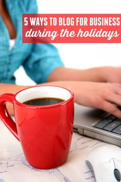 No matter what kind of business you own , your blog is a wonderful tool to connect with potential customers during the holiday season. Try some of these tips to help you effectively use your blog to engage with customers during the holidays!