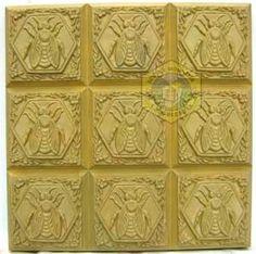 Queen Bee Tray Mold, 4 oz. cavities - $7.95