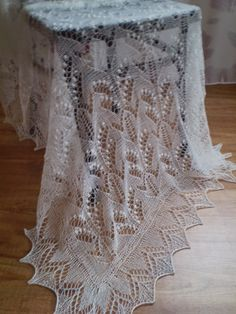 Knitting Veil Stitch : 1000+ images about estonian knitting on Pinterest Lace shawls, Shawl and We...