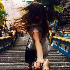 - Hold My Hand, Hold On, Murad Osmann, Travel Around The World, Around The Worlds, His Travel, Love Of My Life, Travelling, Girls