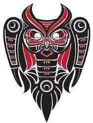 Afbeeldingsresultaat voor haida tattoo