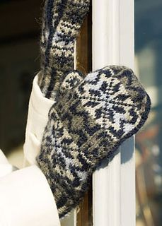 Ravelry: White Witch Mitts pattern by Laura Rintala