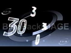 Stock Footage : countdown counter minutes timer opening 120 A2b1