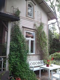 Old house in Loviisa, Finland