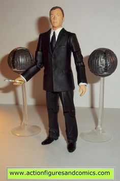 doctor who action figures THE MASTER toclafane spheres dr underground toys