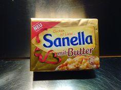 Sanella mit Butter