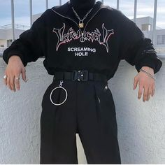 ˗ˏˋ 𝑒𝓍𝓅𝒶𝓈𝓉𝑒𝓁 ⠀⠀⠀⠀ - my style☠️ - Mode Edgy Outfits, Mode Outfits, Retro Outfits, Girl Outfits, Fashion Outfits, Egirl Fashion, Soft Grunge Outfits, White Outfits, Fashion Photo