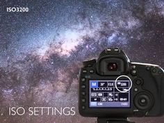 How To: Beginner DSLR Night Sky Astrophotography by PhotographingSpace.com
